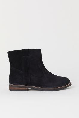 bdc93585 Buty damskie - botki, czółenka, sandały, premium | H&M PL