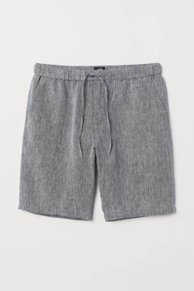 H&M - Pantalón corto Relaxed fit - 5