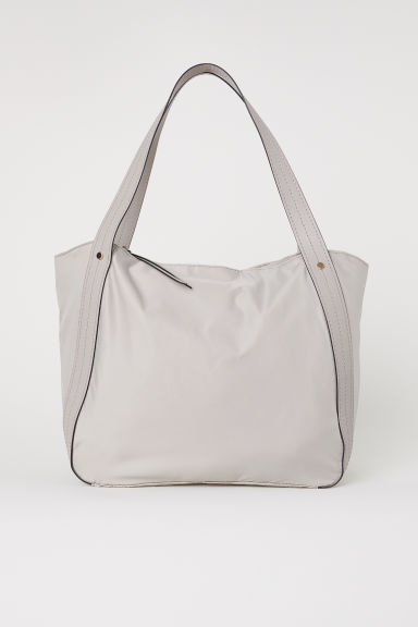 Nylon shopper - Light mole - Ladies | H&M CN