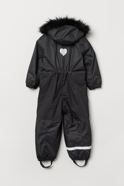 H&M - Padded outdoor all-in-one suit - 5