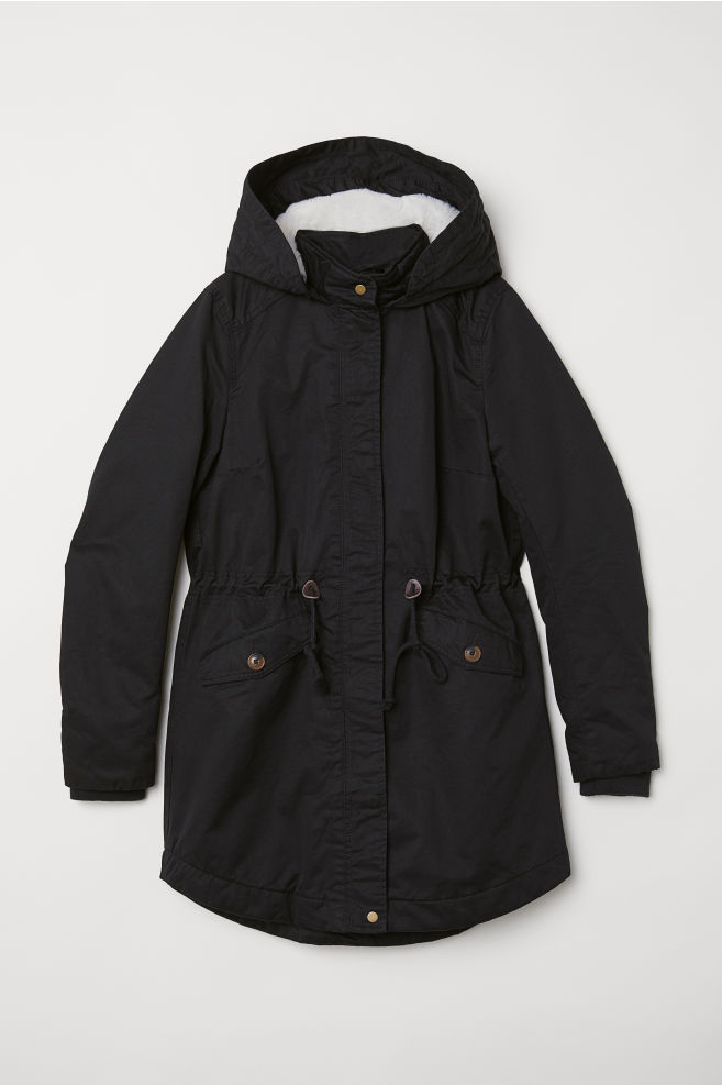 0cec3e5cf Padded Parka with Hood