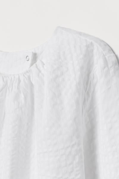 H&M - Blusa de sirsaca - 7