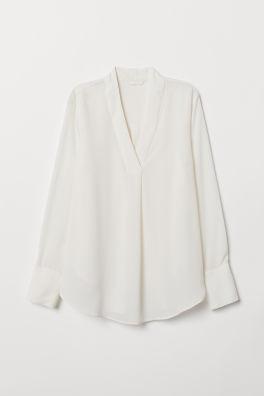 592691b95d Camicie e Camicette Donna | Camicie Lunghe e Bluse | H&M IT