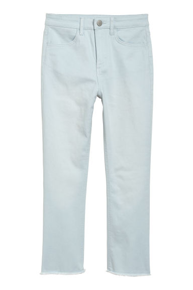 Kickflare trousers - Light blue - Kids | H&M CN