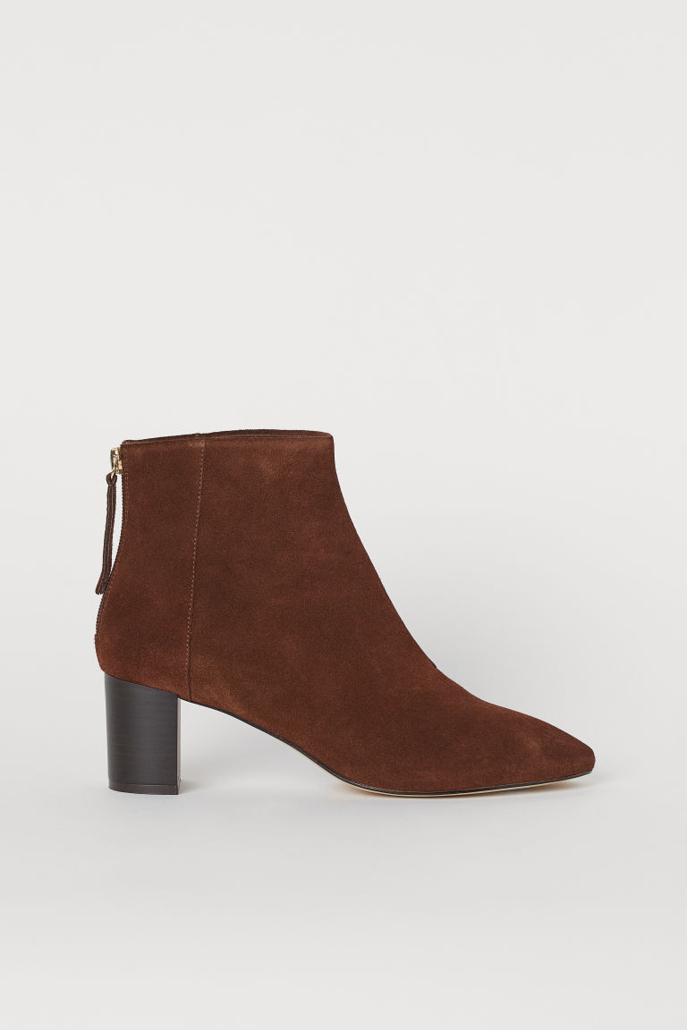 Botines - Café oscuro - Ladies | H&M MX