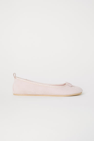 Ballet pumps - Powder pink - Kids | H&M CN