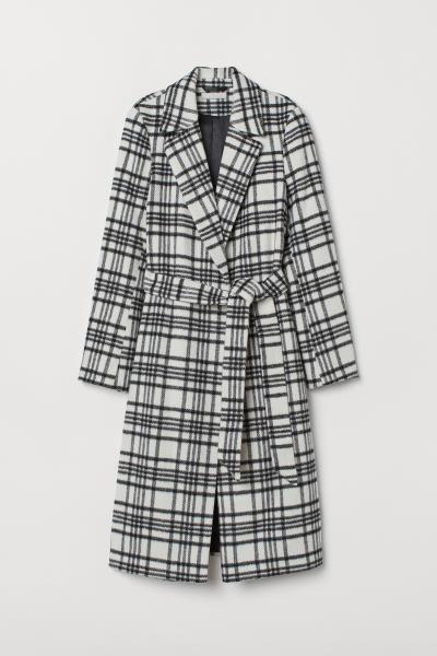 H&M - Wool-blend coat - 5