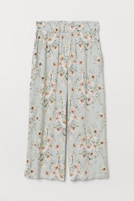 90a90f52ab Pantaloni pull-on corti