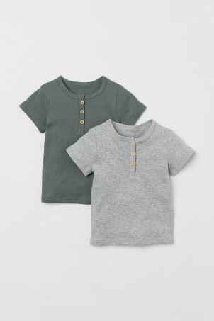 2-pack Cotton T-shirts