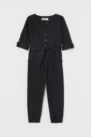 Katoenen boilersuit