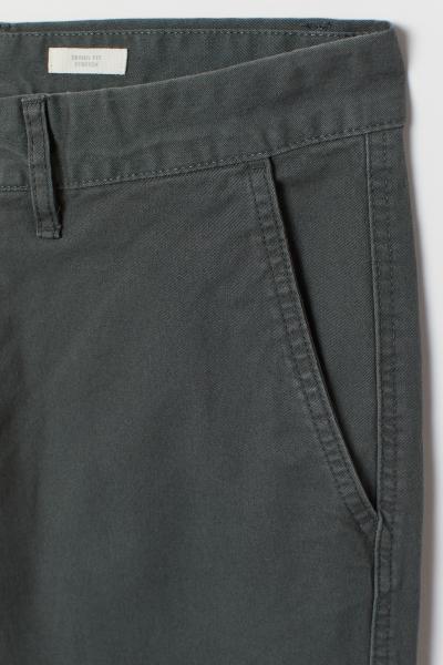 H&M - Chino en coton Skinny fit - 6