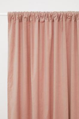 Gordijnen tegen de beste prijs - H&M Home-collectie | H&M NL