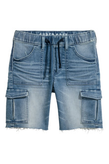 Super Soft jeansshorts