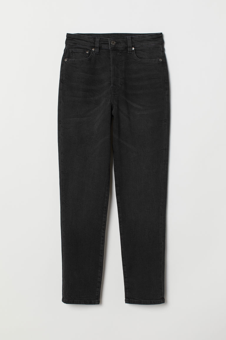 special sales thoughts on a great variety of models Mom High Ankle Jeans