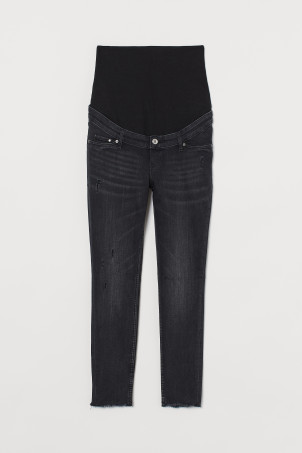MAMA Skinny Ankle JeansModell