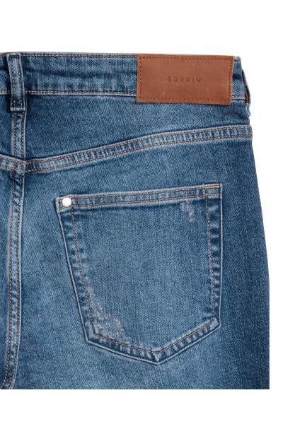 H&M - Girlfriend Regular Jeans - 2