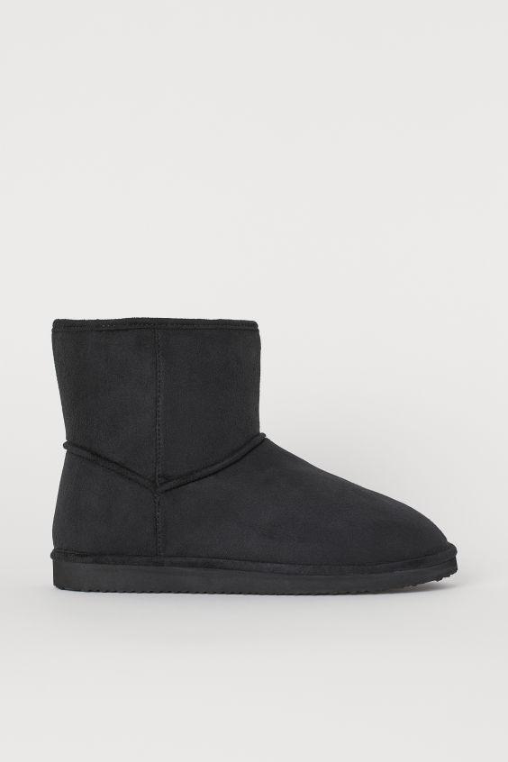 ブーツ - ブラック - | H&M JP 2