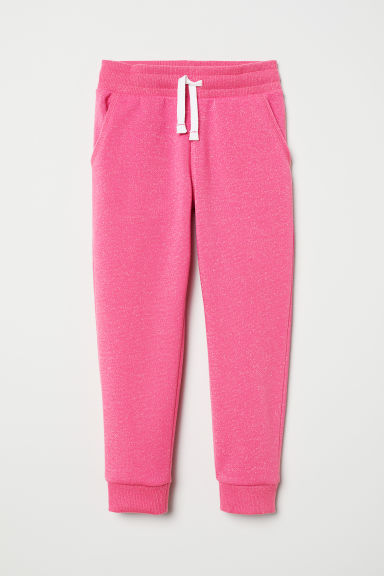 Joggers - Neon pink -  | H&M