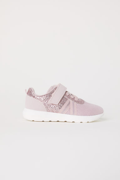 Glittery trainers - Light pink -  | H&M