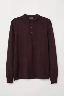 Fehér · Merinógyapjú pulóver 37b670cccc