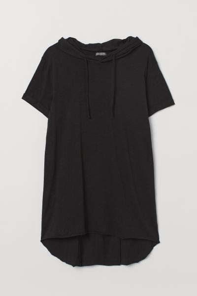 H&M - Hooded T-shirt - 5