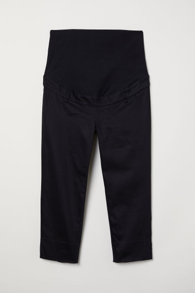 MAMA Capri trousers - Black -  | H&M