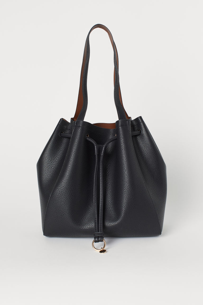 Bucket bag - Black - Ladies | H&M