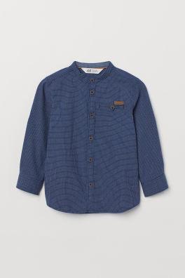 Hemden für Jungen – Größe 92-140 – Online kaufen   H M DE 1fe8a46523