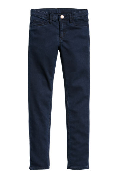 Superstretch Skinny Fit Jeans - ダークブルー - Kids | H&M JP