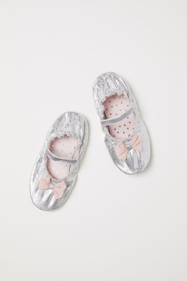 Dance shoes - Silver-coloured - Kids | H&M