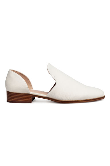 Loafers - Natural white -  | H&M