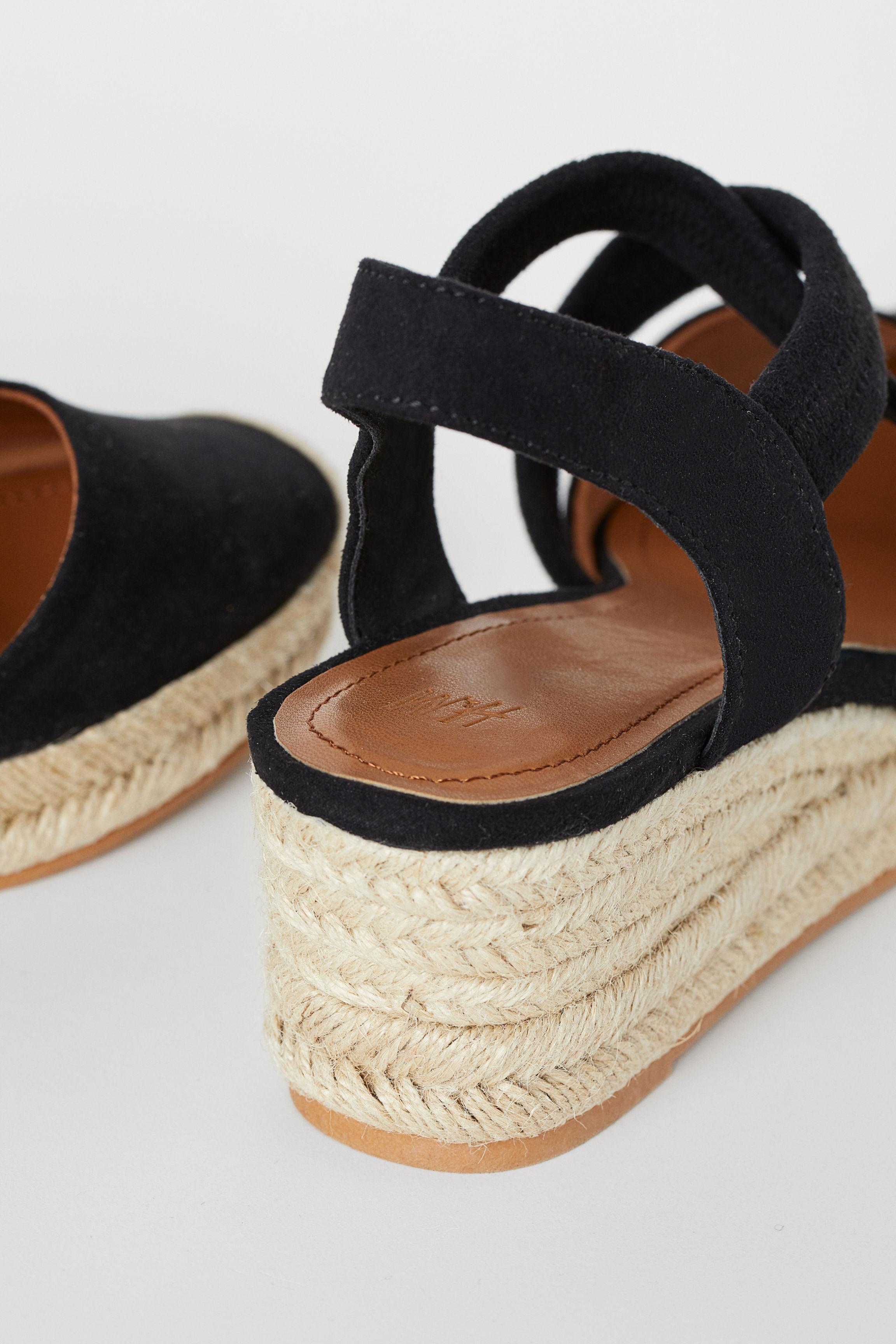 a552cbf2eac Wedge-heel Sandals