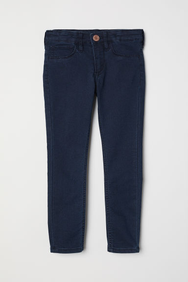 Superstretch Skinny Fit Jeans - 深蓝色 - Kids | H&M CN