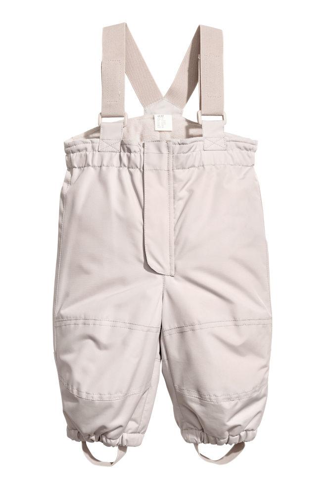 e0237c543 Outdoor trousers with braces - Mole - Kids