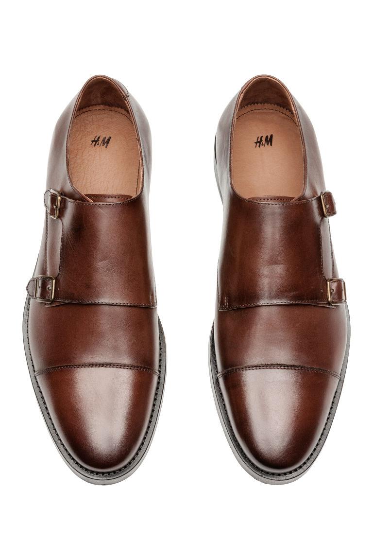 design intemporel 5dbe1 7d7d1 Chaussures à double boucle
