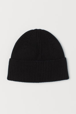 38e5a190d Men's Hats & Gloves | Beanies For Men | H&M US | H&M US