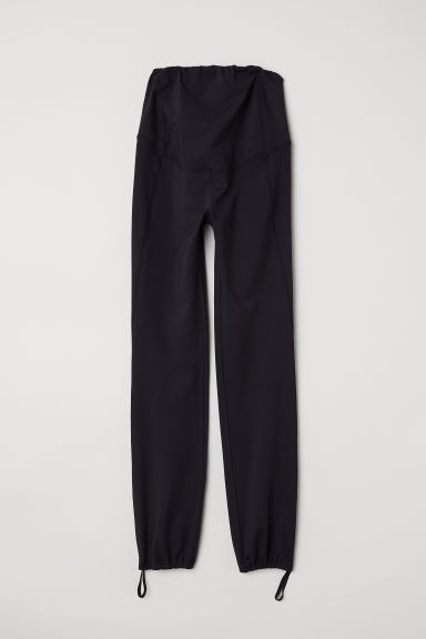 MAMA Sports trousers - Black - Ladies | H&M CN