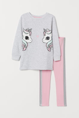 c5f0f4514a5 Girls Clothes - Girls 1 1/2-10Y - Shop online | H&M US