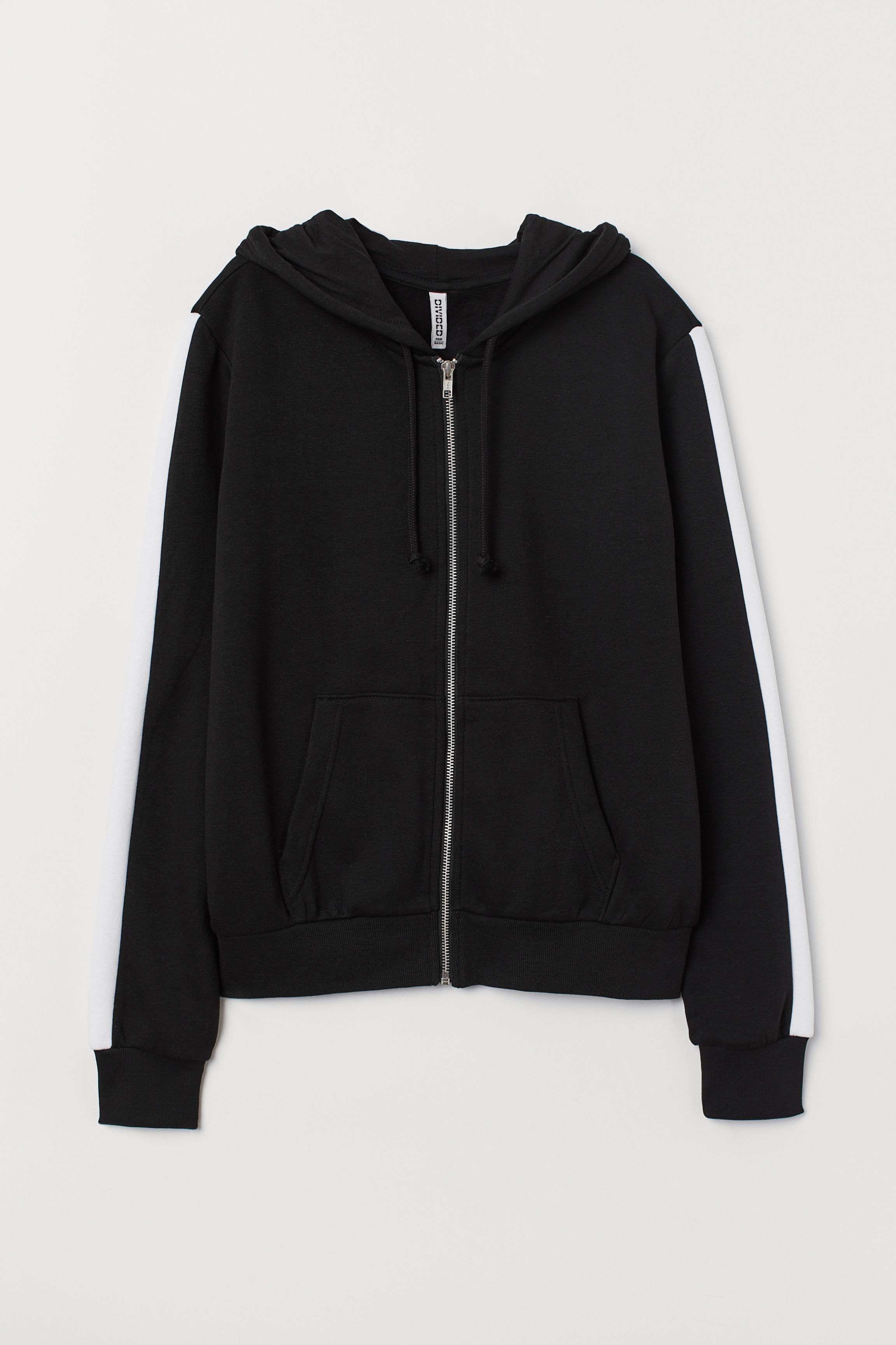 e50818a8b203 Hooded Jacket - Black - | H&M US