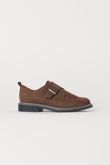 Monkstrap - Marrone scuro - BAMBINO | H&M IT