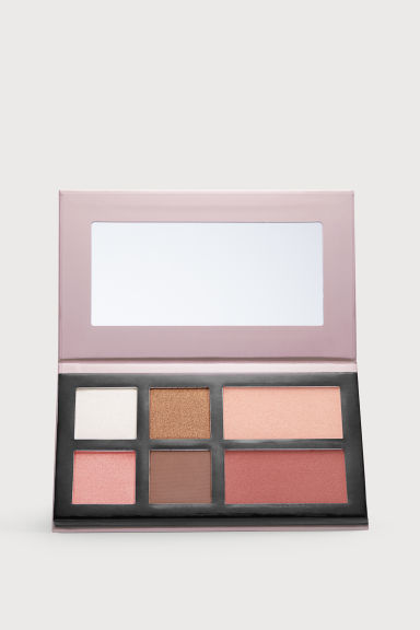 Palette trucco da viaggio - Peaches and Gold - DONNA | H&M IT