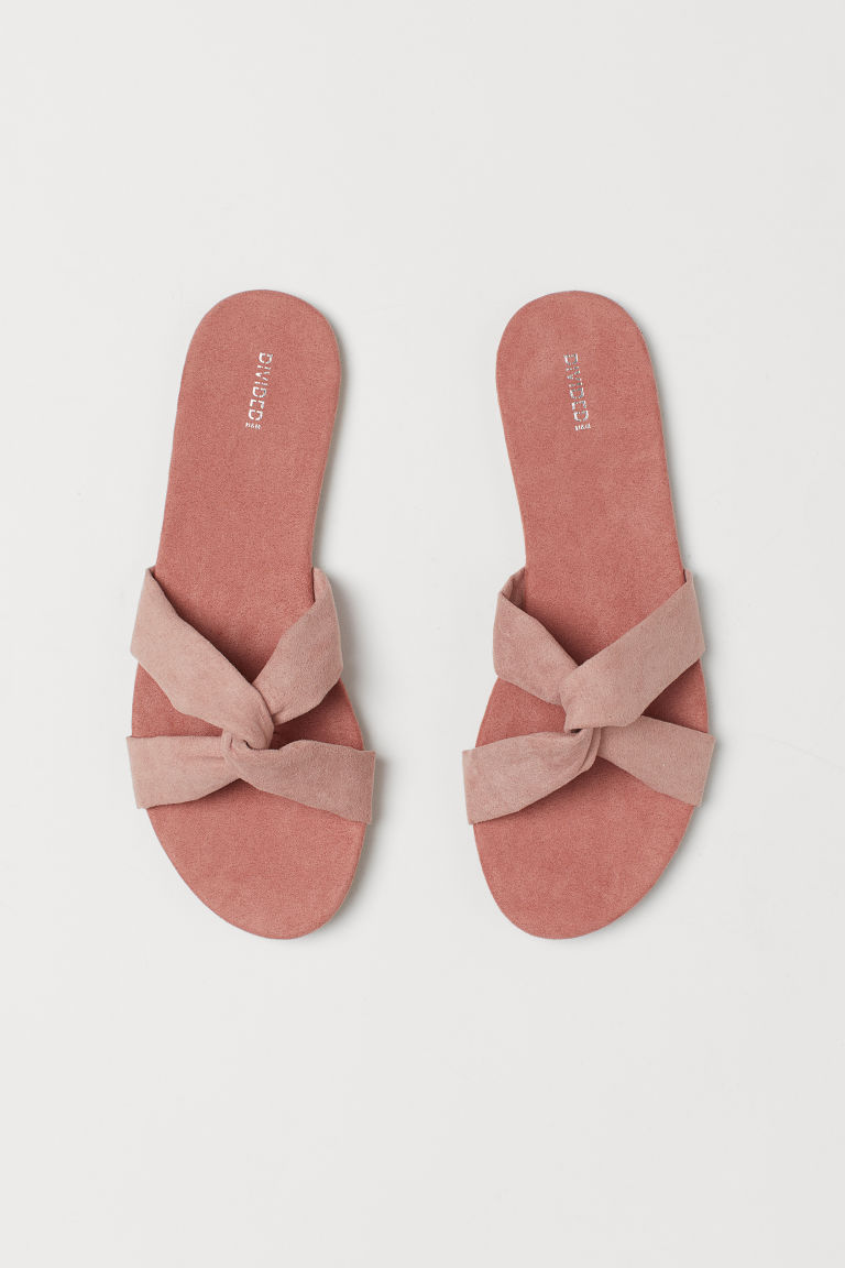 Sandals - Pink -  | H&M