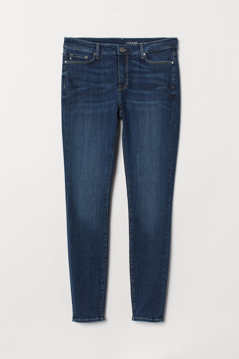 H&M+ Shaping Skinny Jeans - Blu scuro - DONNA | H&M IT