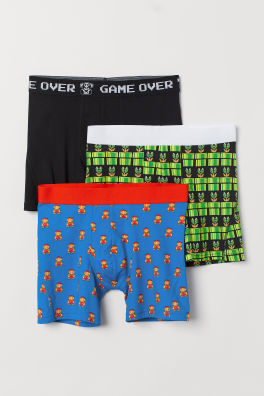 3-pack Boxer Shorts c79468525