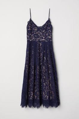 0e5145f2a0510 Elbise | H&M TR