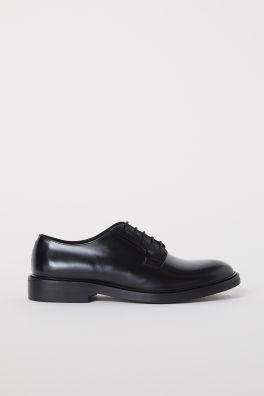 b21f3cb8286 Leather Derby Shoes