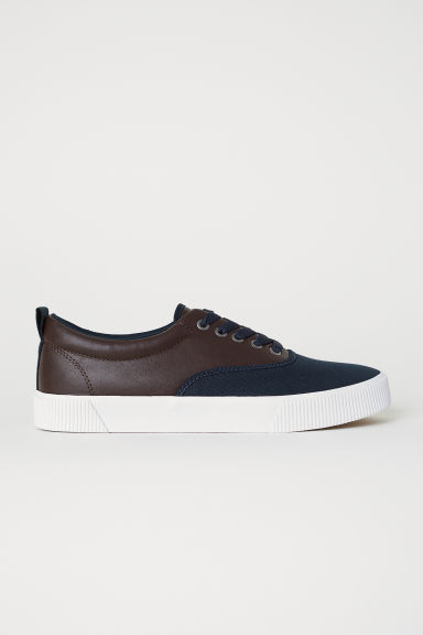 Trainers - Dark blue - Men | H&M CN