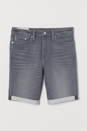 Shorts Slim DenimModelo