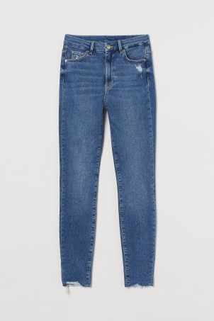 Embrace High Ankle Jeans