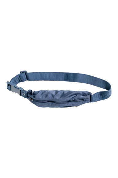 Running waist bag - Pigeon blue - Ladies | H&M CN